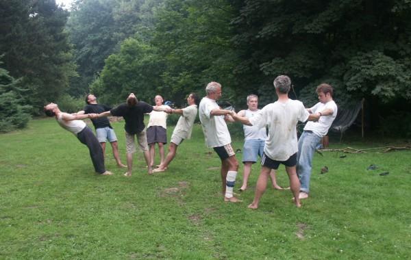 Groepsactiviteiten mannen: Training De reis van de man